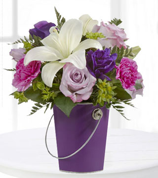 Colour Your Day with Beauty Bouquet