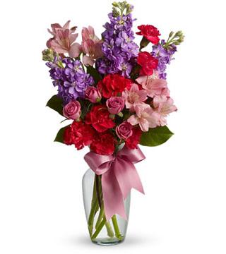 Teleflora S Make A Wish Bouquet