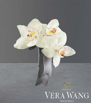 Ever Faithful Bouquet by Vera Wang