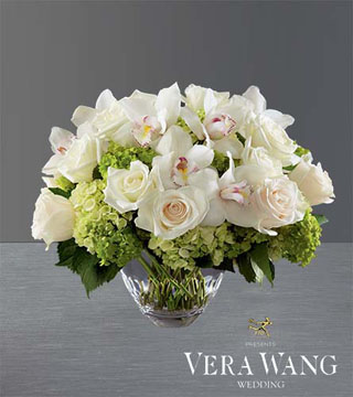 My Heart is Yours Centrepiece by Vera Wang