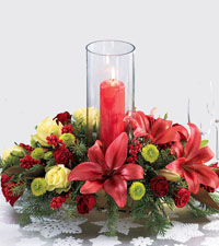 FTD's Lights of Christmas Centrepiece
