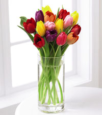 FTD's Deluxe Bright Lights Bouquet