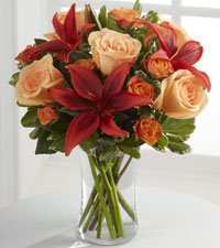 FTD's Warmth & Comfort Bouquet
