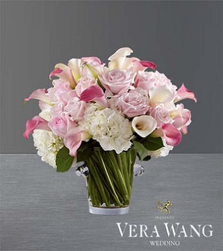 Love's Calling Centrepiece by Vera Wang