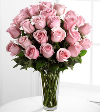 Premium Pink Rose Arrangement
