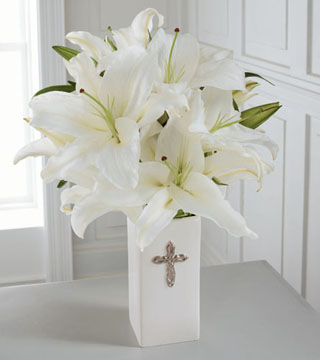 Faithful Blessings Arrangement