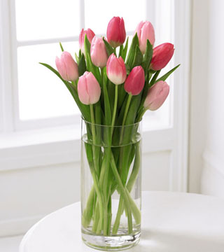 FTD's Tender Tulips Bouquet