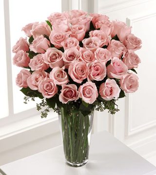 Exquisite Pink Rose Bouquet