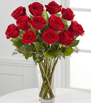 Red Rose Arrangement