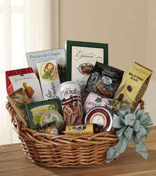 Wine Lover's Basket