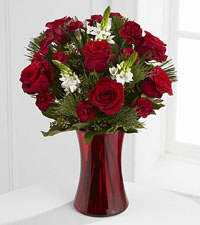 Holiday Romance Bouquet