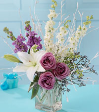 FTD's Burst of Light Bouquet