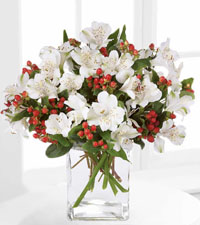 FTD's Winter Elegance Bouquet