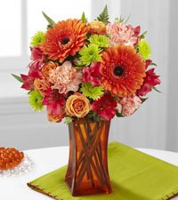 Orange Escape Bouquet
