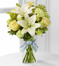 FTD's Boy-Oh-Boy Bouquet