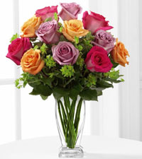 FTD's Pure Enchantment Rose Bouquet