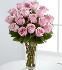 Deluxe Pink Rose Bouquet