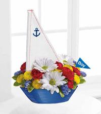 Little Dream Boat Bouquet