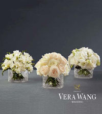 Through the Years Centrepiece by Vera Wang