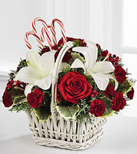 Holiday Treasures Bouquet