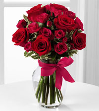 Love-Struck Rose Bouquet