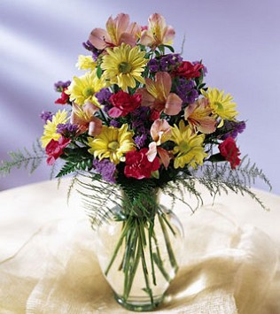 FTD's Festive Wishes Bouquet
