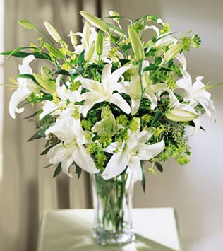 FTD's Lilies & More Bouquet