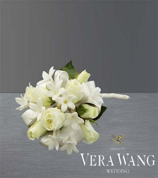 Pledge My Heart Pin On Corsage by Vera Wang